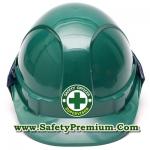 สติ้กเกอร์ติดหมวกแข็ง จป.ระดับหัวหน้างาน Safety Officer Supervisor