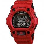 นาฬิกา คาสิโอ Casio G-Shock Limited Rare item หายาก รุ่น GW-7900RD-4ER Burning Red (ไม่มีขายในไทย) [EUROPE] หายากมาก