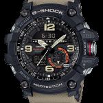 นาฬิกา Casio G-Shock MUDMASTER Twin Sensor รุ่น GG-1000-1A5 ของแท้ รับประกัน1ปี (นำเข้าJapan กล่องหนังญี่ปุ่น)