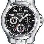 นาฬิกา คาสิโอ Casio EDIFICE MULTI-HAND รุ่น EF-317D-1AVDF