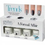 Trends A Formal Affair 3 Color Set + Free Top Coat