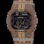 นาฬิกา Casio G-Shock G-LIDE GWX-5600 Wooden Surfboard Pattern series รุ่น GWX-5600WB-5 ของแท้ รับประกัน1ปี