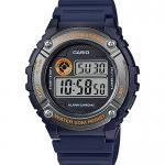 นาฬิกา Casio STANDARD DIGITAL รุ่น W-216H-2BV ของแท้ รับประกัน 1 ปี