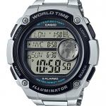 นาฬิกา คาสิโอ Casio แบตเตอรี่ 10 ปี รุ่น AE-3000WD-1AV ของแท้ รับประกัน 1 ปี