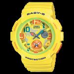 นาฬิกา คาสิโอ Casio Baby-G ANALOG-DIGITAL Beach Traveler series รุ่น BGA-190-9B