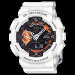 นาฬิกา คาสิโอ Casio G-Shock S-Series Cool White color Collection รุ่น GMA-S110CW-7A2 ของแท้ รับประกัน1ปี