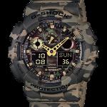 นาฬิกา คาสิโอ Casio G-Shock Limited Standard Analog-digital รุ่น GA-100CM-5A