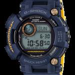 """นาฬิกา คาสิโอ Casio G-Shock FROGMAN 3-sensors Limited Master of G ชุด Master in Navy Blue รุ่น GWF-D1000NV-2 """"Made in Japan"""" [Only Japan Limited] (นำเข้า Japan ไม่วางขายในไทย) ของแท้ รับประกัน 1 ปี"""