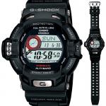 นาฬิกา คาสิโอ Casio G-Shock Master of G Rise Man Tough Solar รุ่น G-9200-1
