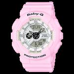นาฬิกา Casio Baby-G Beach Pastel Color series รุ่น BA-110BE-4A ของแท้ รับประกัน1ปี