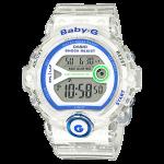 """นาฬิกา Casio Baby-G BG-6903 Jelly series รุ่น BG-6903-7D สีขาวใส """"White Jelly"""" ของแท้ รับประกัน1ปี"""