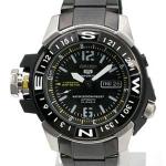 นาฬิกาข้อมือ Seiko 5 Sports Diver 200m Automatic Map Meter SKZ231K1