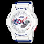 นาฬิกา Casio Baby-G White Tricolor series รุ่น BGA-185TR-7A ของแท้ รับประกัน1ปี