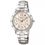 นาฬิกา คาสิโอ Casio SHEEN MULTI-HAND รุ่น SHN-3020D-7A