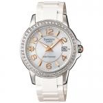 นาฬิกา คาสิโอ Casio SHEEN 3-HAND ANALOG รุ่น SHE-4026SB-7A