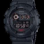 นาฬิกา คาสิโอ Casio G-Shock Limited Military Black Series รุ่น GD-120MB-1