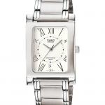 นาฬิกา คาสิโอ Casio BESIDE 3-HAND ANALOG รุ่น BEM-100D-7A2