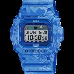 """นาฬิกา Casio G-Shock Limited Vintage Flower Pattern series รุ่น GLX-5600F-2 """"บลูฮาวาย"""" ของแท้ รับประกัน1ปี"""