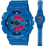 นาฬิกา คาสิโอ Casio G-Shock Standard Analog-Digital รุ่น GA-110HC-2A (CMG) หายาก