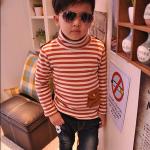 เสื้อกันหนาวเด็กคอเต่า C69-24