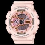 นาฬิกา Casio G-Shock S-Series Multi Shade of Pink Collection รุ่น GMA-S110MP-4A1 (สีชมพูไข่ไก่) ของแท้ รับประกัน1ปี