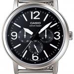 นาฬิกา คาสิโอ Casio STANDARD Analog'men รุ่น MTP-1338D-1B1