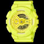 นาฬิกา คาสิโอ Casio G-Shock S-Series Vivid Colors รุ่น GMA-S110VC-9AER (ไม่วางขายในไทย) ของแท้ รับประกัน1ปี
