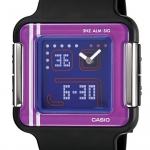 นาฬิกา คาสิโอ Casio POPTONE ANALOG- DIGITAL รุ่น LCF-21-1D