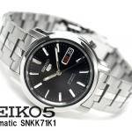 นาฬิกาข้อมือ SEIKO 5 Automatic รุ่น SNKK71K1