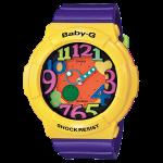 นาฬิกา คาสิโอ Casio Baby-G Neon Illuminator สี POP COLOR รุ่น BGA-131-9B