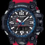 นาฬิกา Casio G-Shock MUDMASTER Limited Rescue Red series รุ่น GWG-1000RD-4A (Made in Japan) ของแท้ รับประกัน1ปี