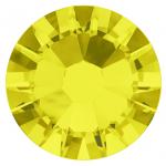 เพชรสวารอฟสกี้แท้ ซองใหญ่ สีเหลือง Citrine รหัส 249 คลิกเลือกขนาด ดูราคา ด้านใน