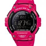 นาฬิกา คาสิโอ Casio SOLAR POWERED รุ่น W-S220C-4BV