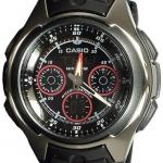 นาฬิกา คาสิโอ Casio STANDARD ANALOG-DIGITAL รุ่น AQ-163W-1B2