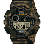 นาฬิกา คาสิโอ Casio G-Shock Limited model รุ่น GD-120CM-5DR