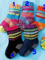 ถุงเท้าแฟนซี 12-15 cm 1-3 ขวบ SC75-27