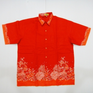 เสื้อลายดอกเสื้อสงกรานต์size 4XL 06