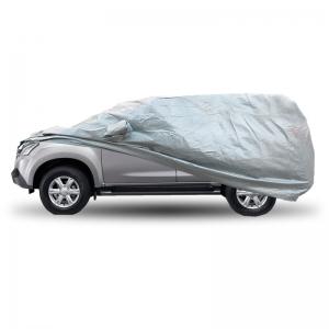 ผ้าคลุมรถเข้ารูป100% รุ่น S-Coat Cover สำหรับรถ ISUZU MU-X