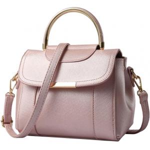 ***พร้อมส่ง*** กระเป๋าแฟชั่นสตรี รหัส NV-912L (M9-147) สีชมพู สไตล์เกาหลี สำหรับ สุภาพสตรีทันสมัย ราคาไม่แพง