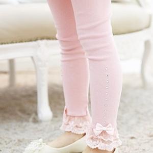 กางเกงขายาวเด็กหญิง size 100 P90-97