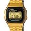 นาฬิกา คาสิโอ Casio STANDARD DIGITAL รุ่น A-159WGEA-1D thumbnail 1
