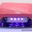 เครื่องอบเจล หลอด LED 66 วัตถ์ ไฟแรง ต่อเจลได้ ทาสีเจลได้ สีชมพู thumbnail 3