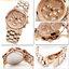 นาฬิกา Michael Kors ไมเคิล คอร์ รุ่น MK5128 Rose Gold Runway Womens Watch thumbnail 6