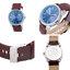 นาฬิกาข้อมือ ดีเซล Diesel Brown Leather Strap Blue Dial Men's Watch รุ่น DZ1512 thumbnail 3