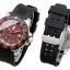 นาฬิกา Luminox รุ่น LUMINOX 3165 Men's Red Numeral Steel Colormark Watch thumbnail 4