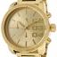 นาฬิกาข้อมือ ดีเซล Diesel Advanced Chronograph Gold Ion-plated Watch รุ่น DZ5302 thumbnail 1
