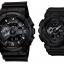 นาฬิกา คาสิโอ Casio G-Shock SETคู่รัก รุ่น GA-110-1B&BA-110BC-1 Pair set thumbnail 1