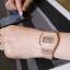 นาฬิกา คาสิโอ Casio STANDARD DIGITAL Classic ROSE GOLD Tone รุ่น B640WC-5AEF thumbnail 5