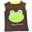 เสื้อแขนกุดเด็กสกรีนลาย size S (6-12 m ) thumbnail 1