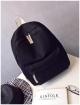 [สีดำ] กระเป๋าเป้สะพายหลัง Z940-7